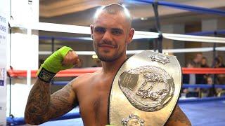 Silver Lightweight Title - LBM Boxing League   Brighton