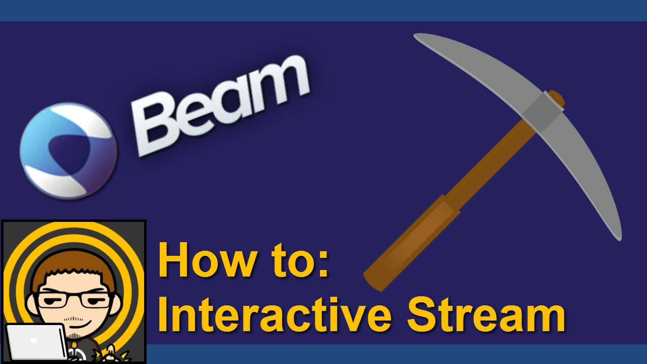 how to make a beam in minecraft