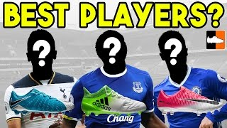 Best 2016-17 Premier League Players