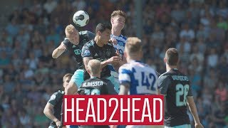 Head2Head: De Graafschap - Ajax
