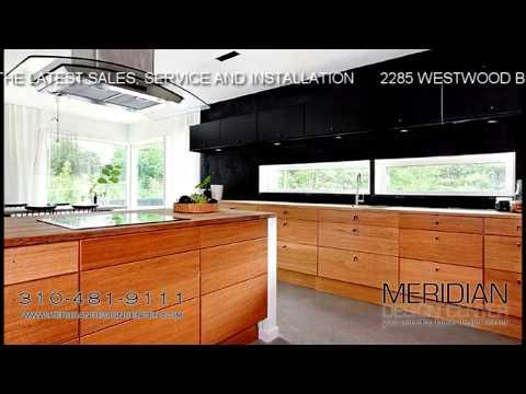 Kitchen Remodeling West Los Angeles - Meridian Design Center