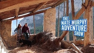 BIG DECISIONS, OLIVE HARVESTS & HARD CLIMBING   |   The Nate Murphy Adventure Show Ep5