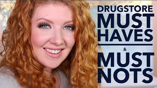 Drugstore Makeup Favorites | Must Haves & Must Nots