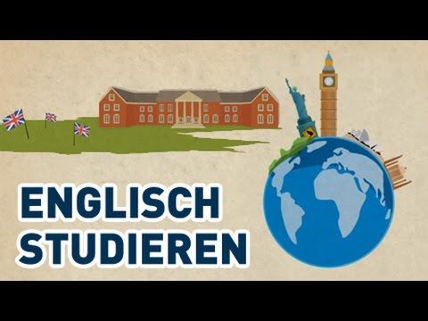 englisch studieren youtube On englisch studieren