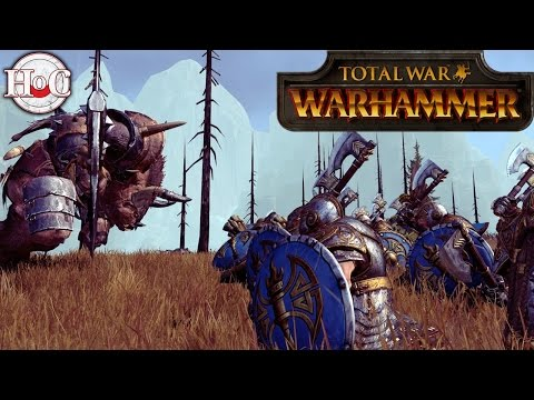 Rock and a Hard Place - Total War Warhammer Online Battle 63