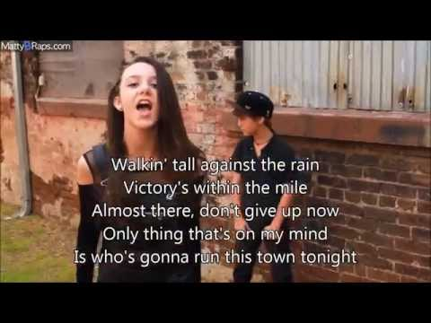 MattyBRaps - Run This Town (LYRICS)