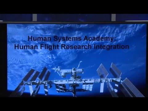 Human Flight Research Integration