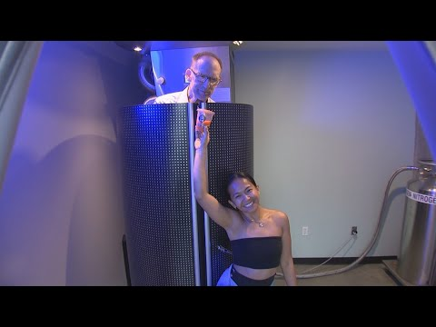 The SIX Fitness Studio in Seattle is hot, cold and juicy - KING 5 Evening