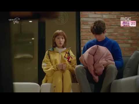 Weightlifting Fairy Kim Bok-Joo EPS 13 CUTE SCENE