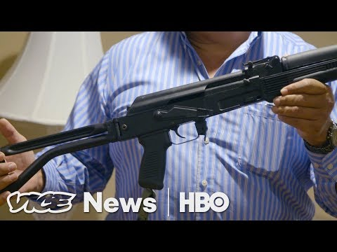 Beginning of Bump Stocks & ISIS in Hawija VICE News Tonight