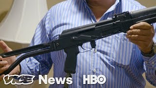 Beginning of Bump Stocks & ISIS in Hawija VICE News Tonight Full Episode (HBO)