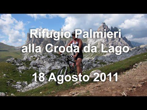 Rifugio Palmieri Alla Croda Da Lago - 18 Agosto 2011 - Mountainbike