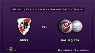 River Plate 0 - 4 UAI Urquiza | #VamosLasPibas | Fútbol femenino