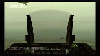 Ace Combat 4 Shattered Skies - Imminent Threat (Normal)