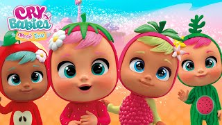 💜🍓 TUTTI FRUTTI BABIES 🍓💜 CRY BABIES 💧 MAGIC TEARS 💕 FULL Episodes 😍 CARTOONS for KIDS in ENGLISH