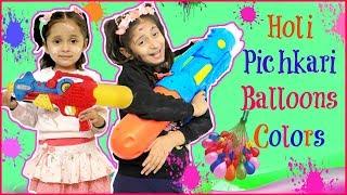 Top 10 Holi Pichkari, Balloons, Gadgets & Colors .. | #Playhouse #MyMissAnand #ToyStars