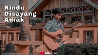 Rayola - Rindu Disayang Uda ( Alfahrus cover ) | Lagu Minang