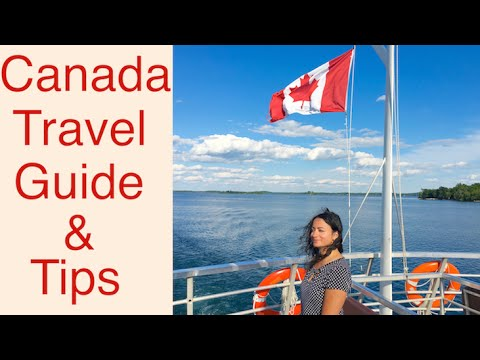 Canada Vacation Guide and Tips