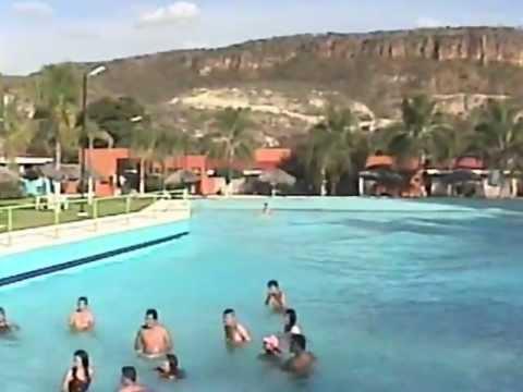 6 Paraiso Caxcan Alberca De Olas Youtube