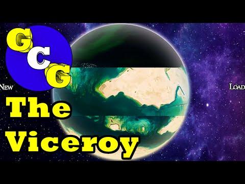 The Viceroy Gameplay - Deep Economic Management Simulator