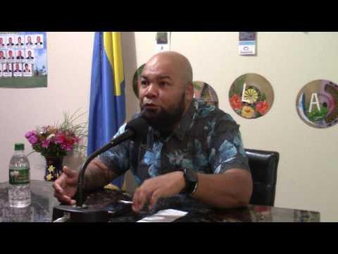 Vierra Declared for Koror State Legislator@Large (6/20/17)