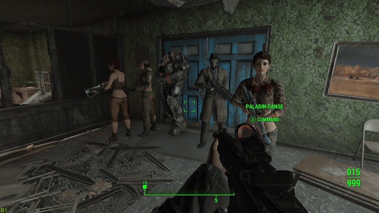 Flirt cait 4 fallout with fallout 4
