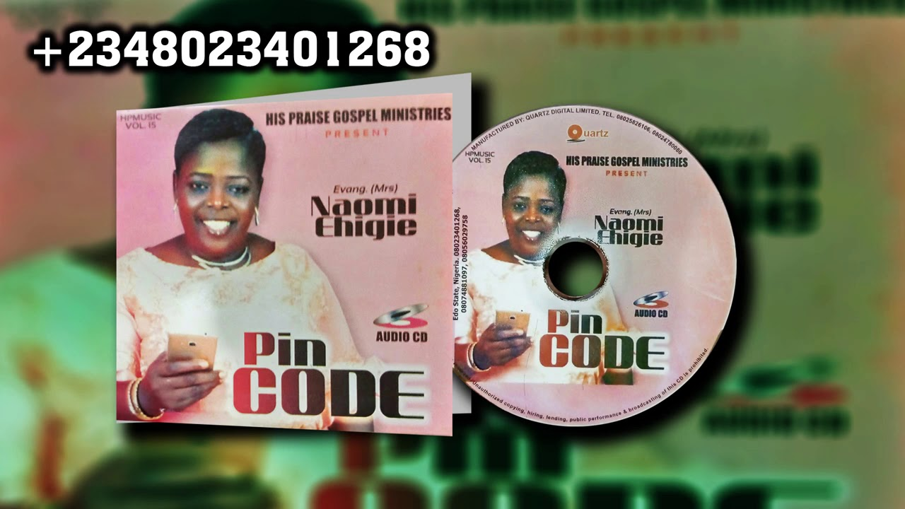 Download MAMA NAOMI EHIGIE-- EPINKODI-  Latest Benin Music Audio cd