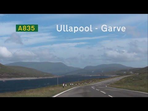 [GB] A835 Ullapool - Garve