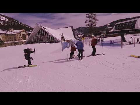 GoPro March '18 Squaw Valley @ Lake Tahoe PS