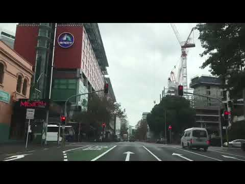 Driving In Auckland: CBD To Remuera And Back Through Newmarket