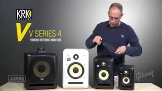 Jands Presents: KRK V Series 4