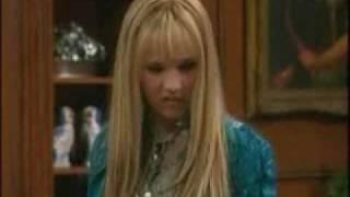 Sophie Meets Hannah Montana