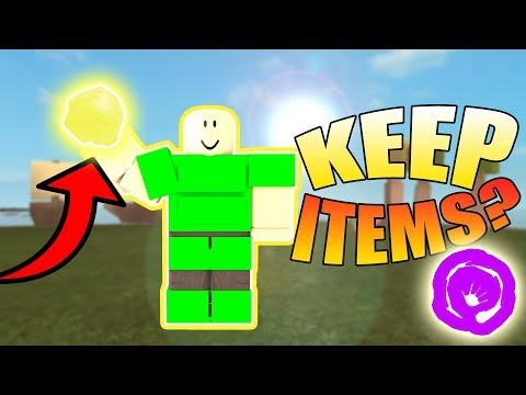 KEEPING ITEMS AFTER REBIRTHING?! | ROBLOX: Booga Booga (MOJO UPDATE!)
