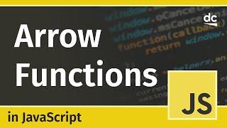 Arrow Functions (short syntax) - JavaScript Tutorial (ES6)