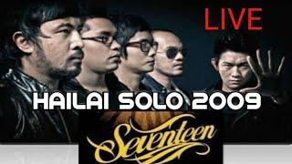 """CINTA TAK BERTUAN"" - SEVENTEEN live in HAILAI Solo Indonesia mp3"
