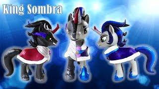 Good and Evil King Sombra Split Pony Transformation My Little Pony Custom