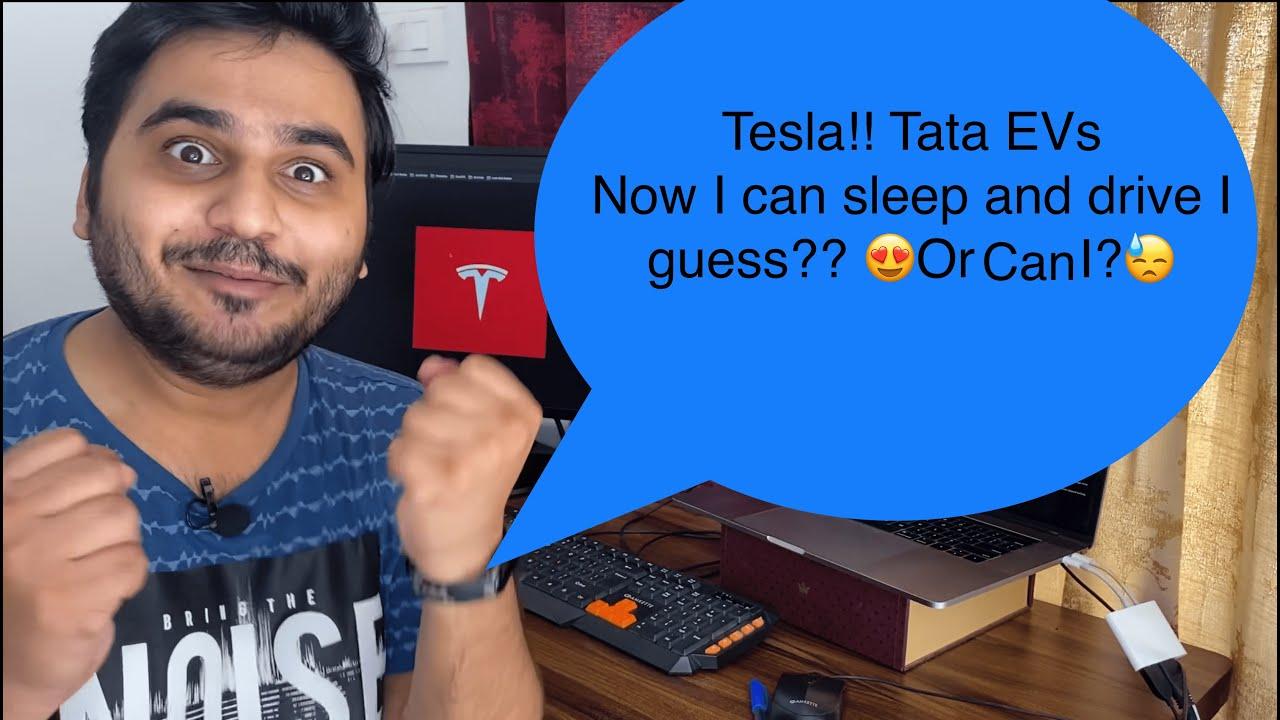 Tesla, Tata EVs : [Dawn of Electric Vehicles In India]