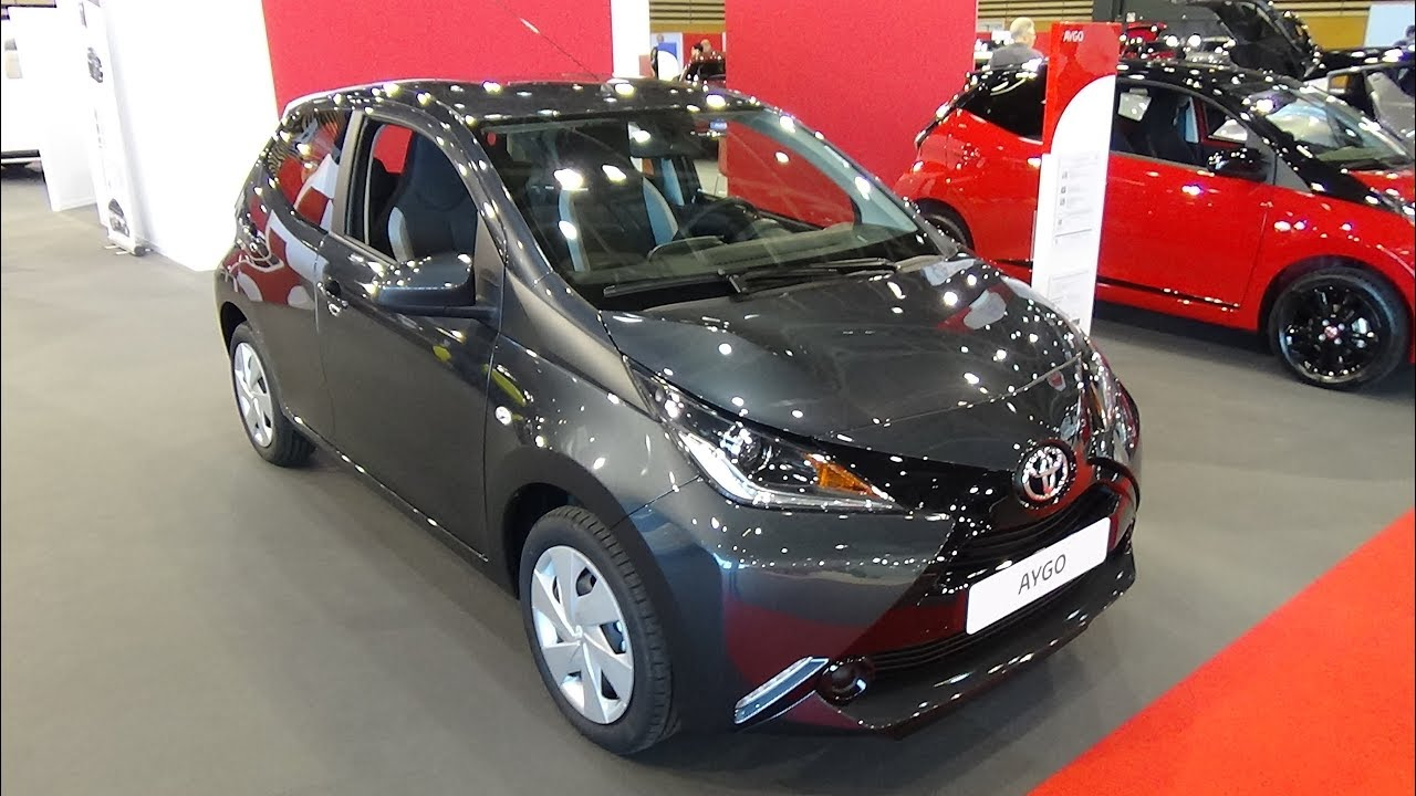 2018 toyota aygo hatchback xplay touch exterior and. Black Bedroom Furniture Sets. Home Design Ideas