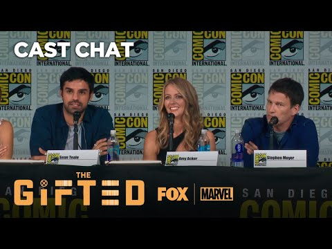 THE GIFTED Panel At Comic-Con 2017 | Season 1 | THE GIFTED