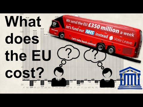 How Much Do You Pay For The EU?