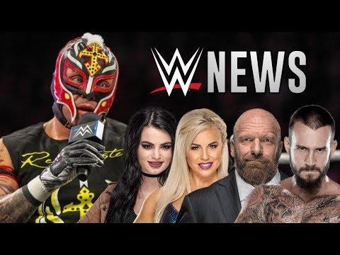 Les 5 News WWE De La Semaine: Le Performance Center Doit Fermer!