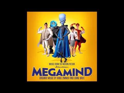Megamind Sountrack 11. Bad - Michael Jackson