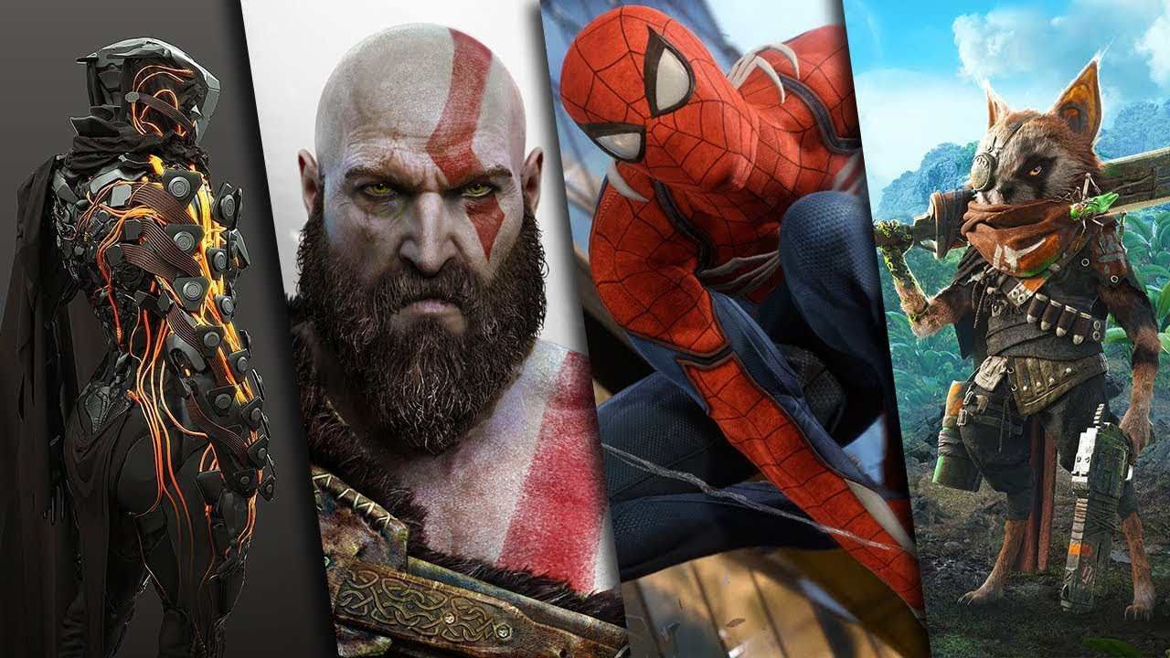Top 20 Upcoming Most Anticipated Games Of 2018 Ps4 Xbox