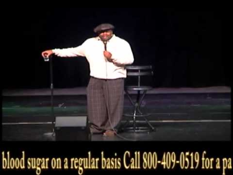 Corey Holcomb- Comic View stand up Full