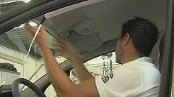 Grêle : surcroît d'activité chez les carrossiers (Aubière)