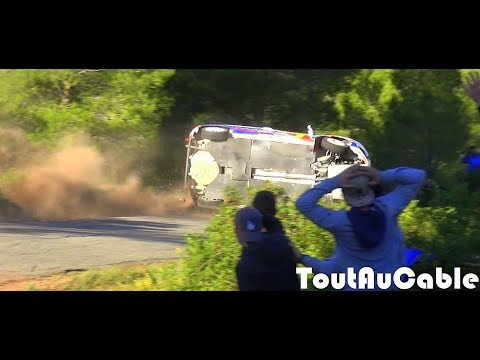 WRC Rally Spain 2017 (RACC Catalunya) - Crash & Mistakes by ToutAuCable [HD]