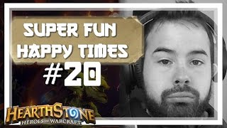 [Hearthstone] SUPER FUN HAPPY TIMES #20