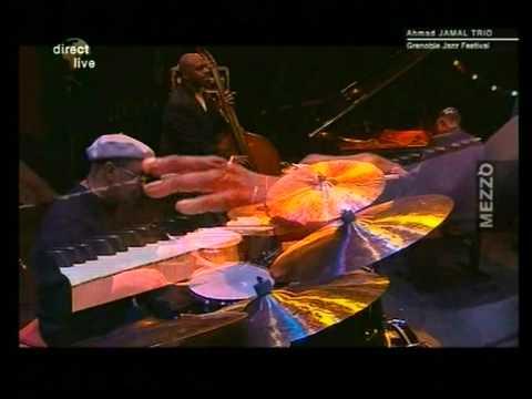 Ahmad Jamal Trio  On a Clear Day