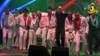 ▲Highliners (guests 10 Elvis!) - This train is bound for glory - Psychobilly Meeting 2016