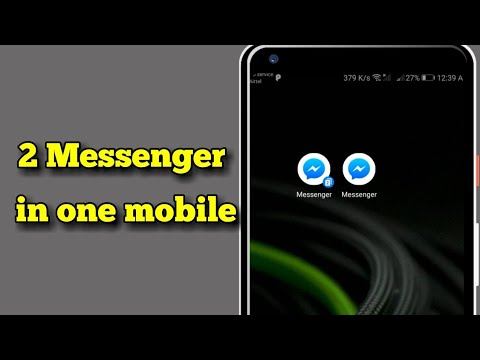 How To Use 2 Two Facebook Messenger On One Android - TrickLoad